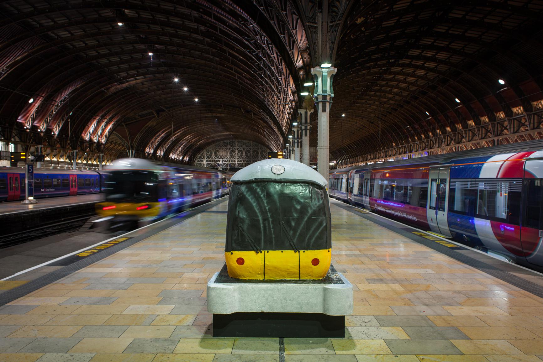 Happy Birthday Heathrow Express A Train Made Entirely