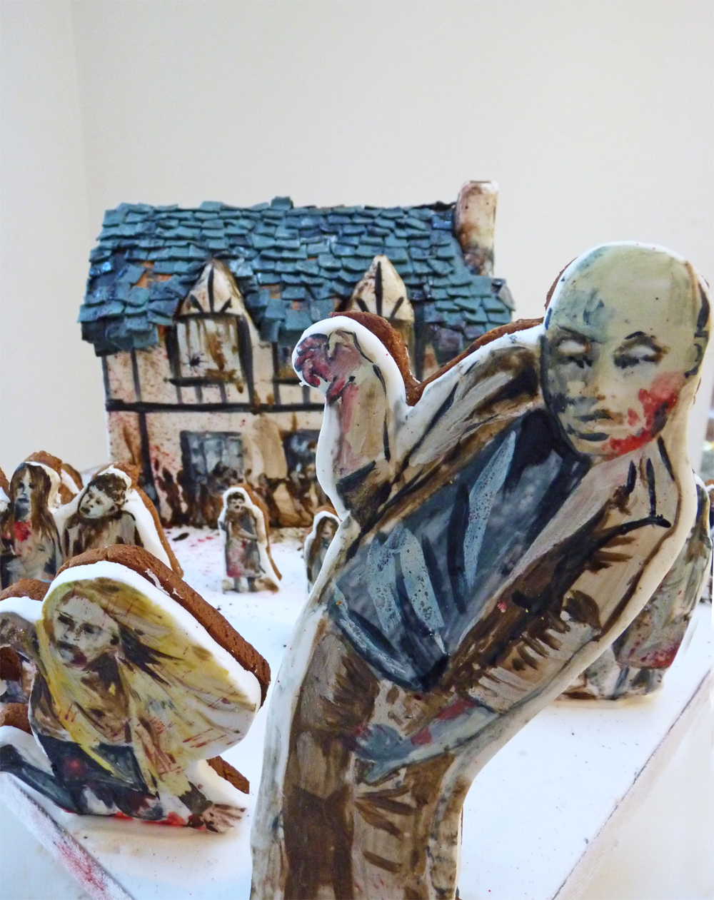 gingerdead house