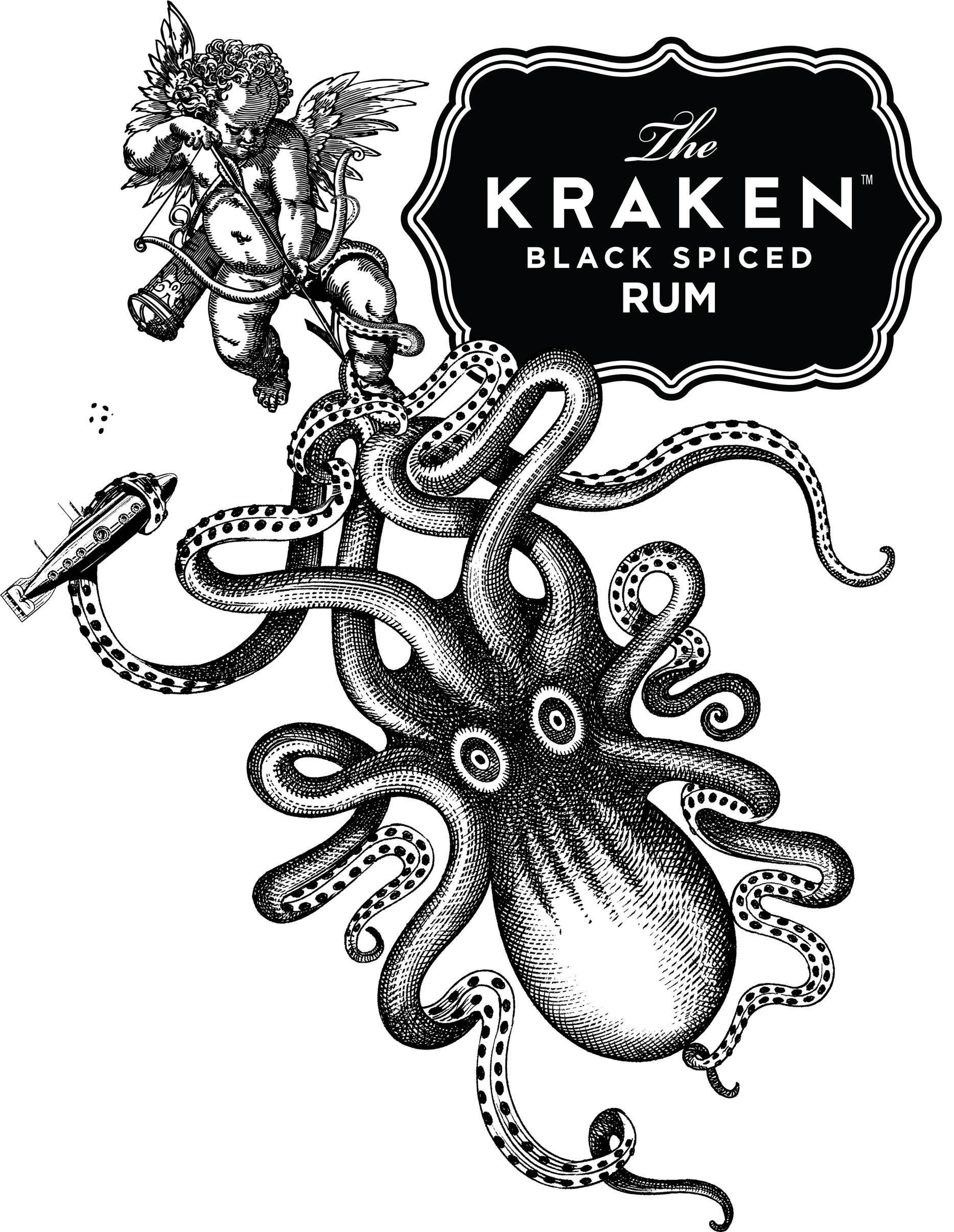 Think ink florist selling only black roses emma thomas - Kraken rum pictures ...