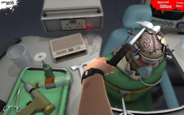Surgeon-Simulator-2013-Screenshot-Wallpaper-Brain-and-Hammer
